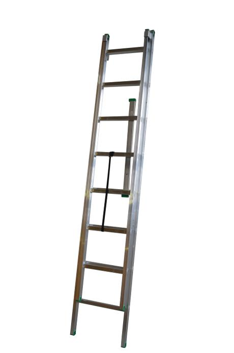 2 Section Combination Ladder 8 7 Rungs