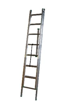 2-section combination ladder 8 + 7 rungs - Standard ladder in aluminium for demanding amateur and semi-professional users.  The combination ladder can be used as a twin step ladder, extension ladder or as two single ladders.